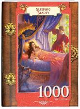MASTERPIECES BOOK BOX PUZZLE SLEEPING BEAUTY SCOTT GUSTAFSON 1000 PCS #71555