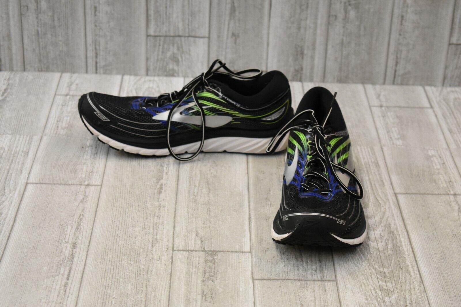 Brooks Glicerina 15 Zapatillas, para hombre, tamaño 14 B, Negro