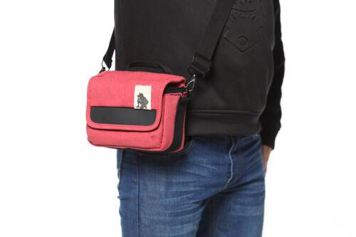 Hombro Cintura Cámara caso bolsa para FUJIFILM X100F X-A20 X-T20 X-A5 X-T2 X-E3