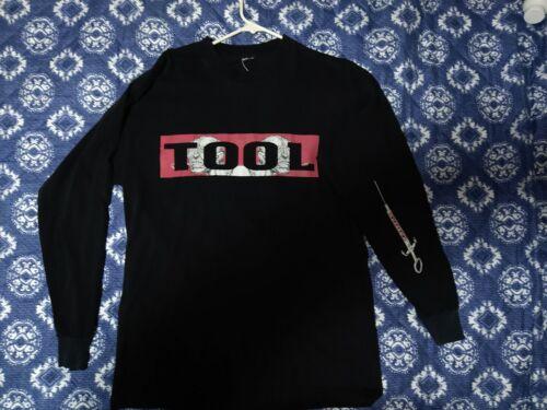 Tool Band Medicine Twins Vintage Long Sleeve Shirt
