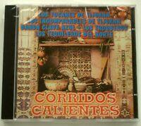 Sealed Cd Corridos Calientes