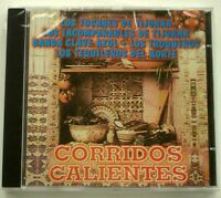Sealed Cd Corridos Calientes
