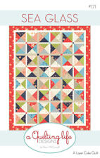 Quilt Pattern OASIS Moda A QUILTING LIFE Jelly Roll Friendly VALLEY