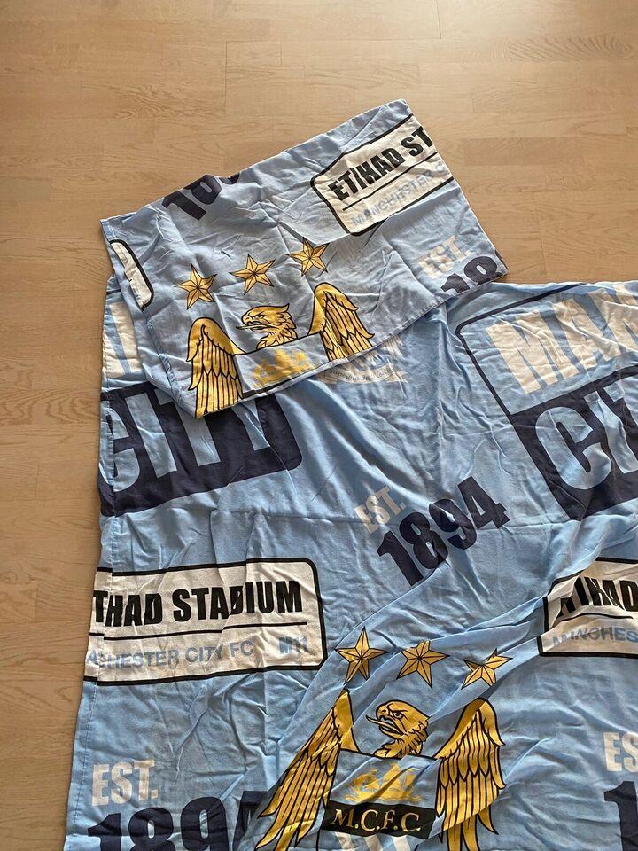 Sengetøj, Manchester City