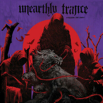 Unearthly Trance Stalking The Ghost Lp Vinyl Record