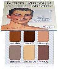 [Authentic Product] the Balm - Meet Matt(e) Nude Eyeshadow Palette (NEW)