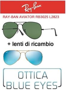 Ray-ban RB 3025 L2823 58 Occhiali da sole