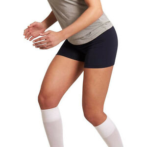 Shorts Pantaloncini Coulotte Volley Donna Footex Elasticizzati Panta