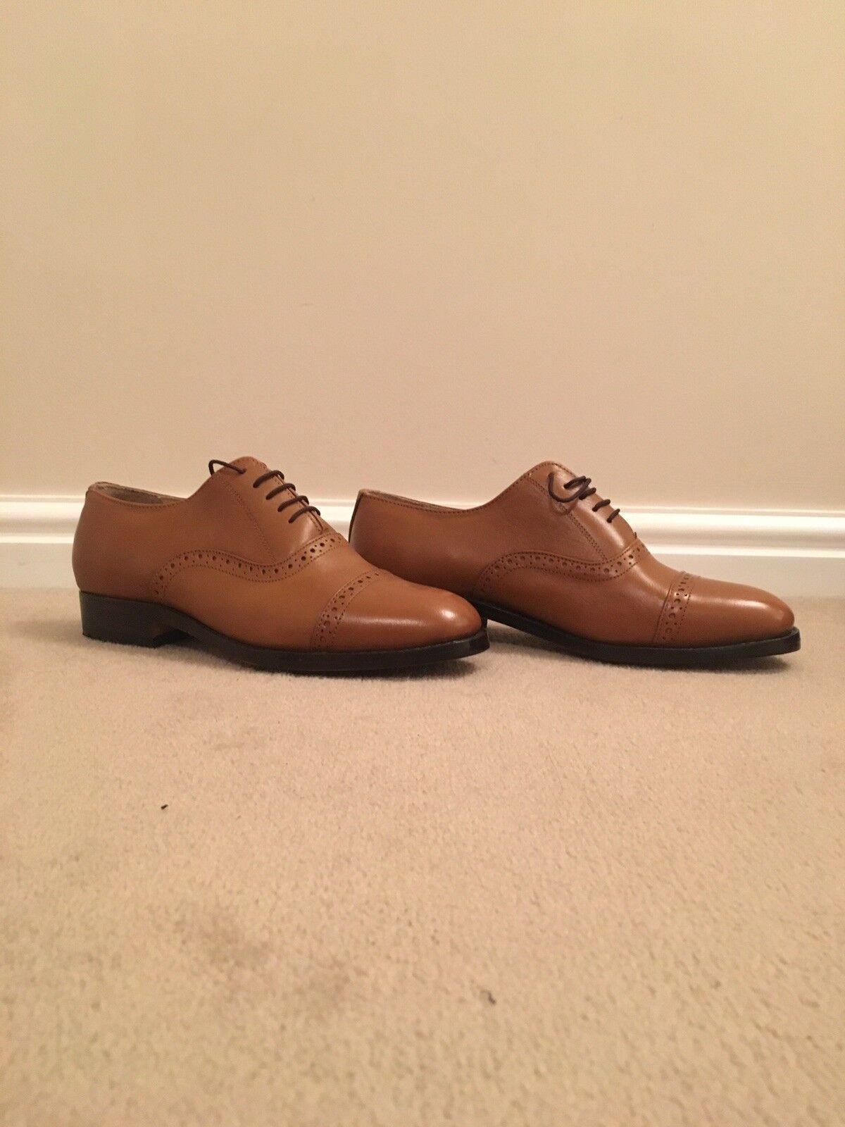 Mens Samuel Windsor Brogue shoes , Size 7.5