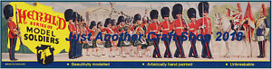 Britains-Herald-Model-Soldiers-1959-Poster-Advert-Leaflet-Shop-Sign-Streamer