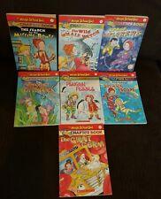Magic School Bus Chapter Books - 7 Paperbacks