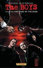 The Boys Vol. 1 : The Name of the Game by Garth Ennis (2008, Paperback)