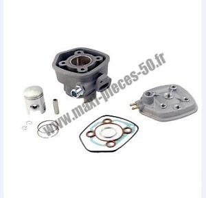 kit neuf cylindre haut moteur alu mach g nitro jog sr50 ebay. Black Bedroom Furniture Sets. Home Design Ideas