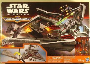 STAR WARS MICROMACHINES primo ordine Star Destroyer VENDITA £ 9.99