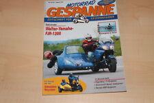 71631) Yamaha FJR 1300 - Motorrad Gespanne 07/2001