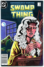 SWAMP THING #33, FN+, Alan Moore, Abandoned Houses, 1982, more in store, UPC