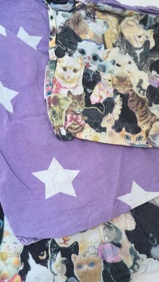 Sengetøj, Sengetøj 100x140, Molo med katte