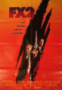 Affiche-70x100cm-FX2-THE-DEADLY-ART-OF-ILLUSION-FX2-EFFETS-TRES-SPECIAUX-1991