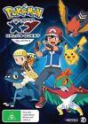 Pokemon - XY Kalos Quest : Collection 2 (DVD, 2016, 3-Disc Set)