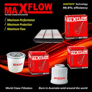 Filter-Service-Kit-Fit-Mitsubishi-Triton-ML-MN-MQ-2-5L-TD-Challenger-PB-Maxflow