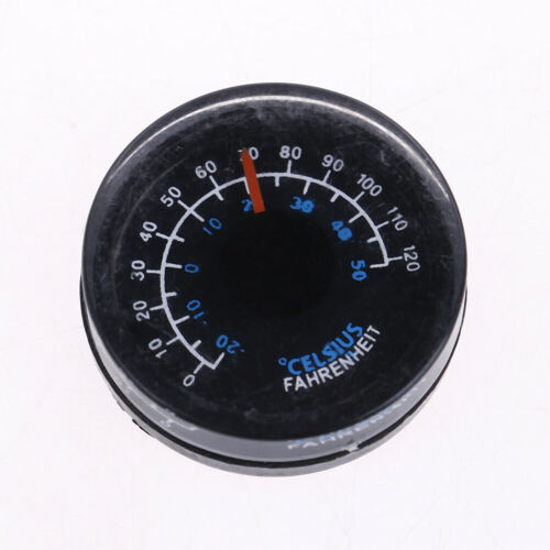 Diameter plastic thermometer circular thermograph fahrenheit indoor outdoor  sp