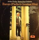 DISCO 33 GIRI - Arthur Fiedler - Boston Pops Orchestra- Encore