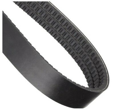 "4//BX105 5//8/"" Top Width by 108/"" Length 4-Banded Cogged Belt Factory New!"