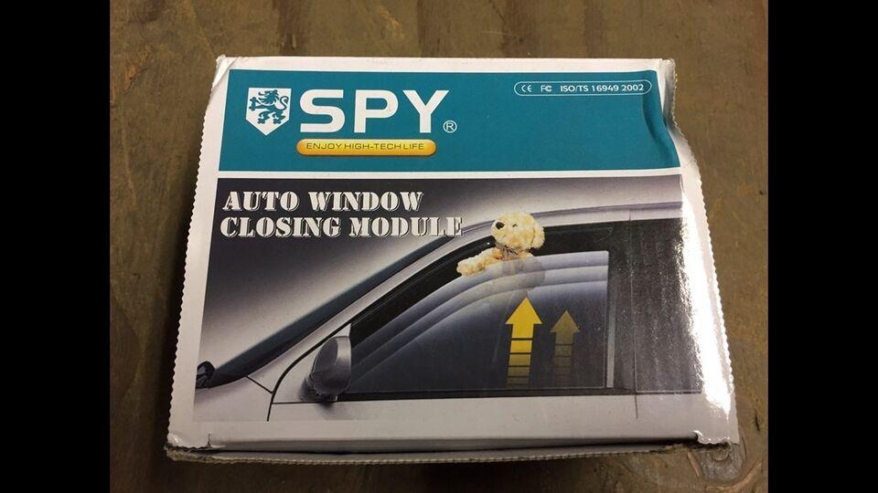 Andet biltilbehør, SPY