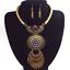 Fashion-Crystal-Necklace-Bib-Choker-Chain-Chunk-Statement-Pendant-Women-Jewelry thumbnail 104