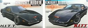 Aoshima-1-24-Knight-Rider-K-I-T-T-Car-New-Plastic-Model-Kit-1-24-Kitt