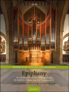Bon CœUr Epiphany Volume 2 Organ Music Book Oxford Hymn Settings Same Day Dispatch-afficher Le Titre D'origine Vente D'éTé SpéCiale
