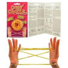 CAT'S CRADLE tradizionale gioco giocattolo per bambini