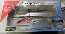 ISuper Helicopter controlled by Ipad-Iphone-Ipad