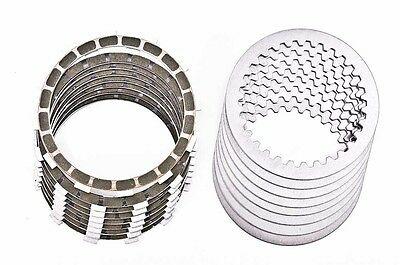 79-83 Honda CB750 Barnett Friction and Steel Clutch Plates Kit - Kevlar