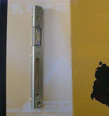 GU Winkelschliessblech Holzhaustür 250 x 25 x 15 mm 6-25544 DIN rechts verstellb
