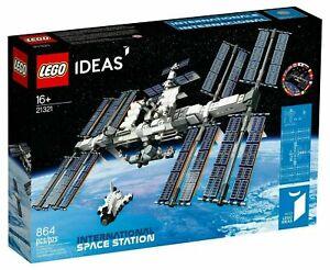 LEGO-Ideas-21321-Internationale-Raumstation-NEU-OVP