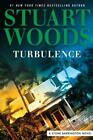 Turbulence Hardcover by Woods Stuart ISBN 1432852507 Isbn-13 9781432852504