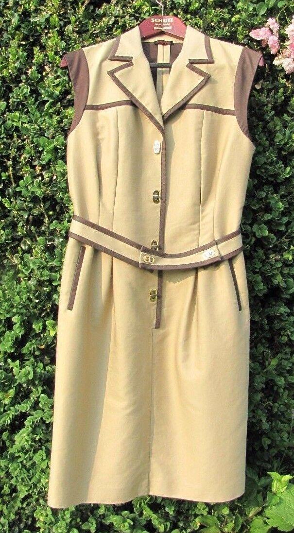 Ausgefallenes Designerkleid von ESCADA ,Größe 38,Kleid, Sommerkleid, TOPZUSTAND