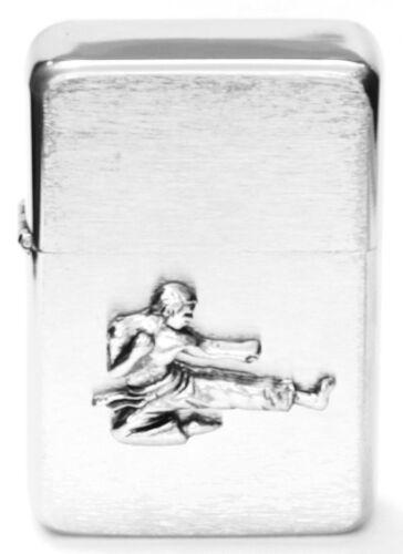 Karate kung fu arts martiaux Design Essence Briquet Emblème Coffret 200