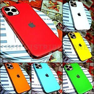ORIGINALE SILICONE SOTTILE Custodia Per Apple iPhone 6 6s 7 8 Plus