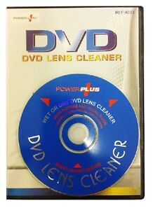 Details about Wet/Dry CD/DVD Player Optical Lens Cleaner Also For PS3 PS2  Wii XBOX 360