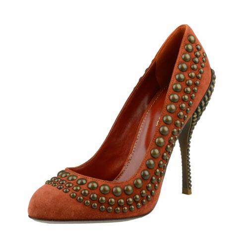Sergio Rossi Suede High Heel Pumps Shoes Sz 5.5 6 6.5 7 7.5 8 8.5 9 9.5 10.5 11
