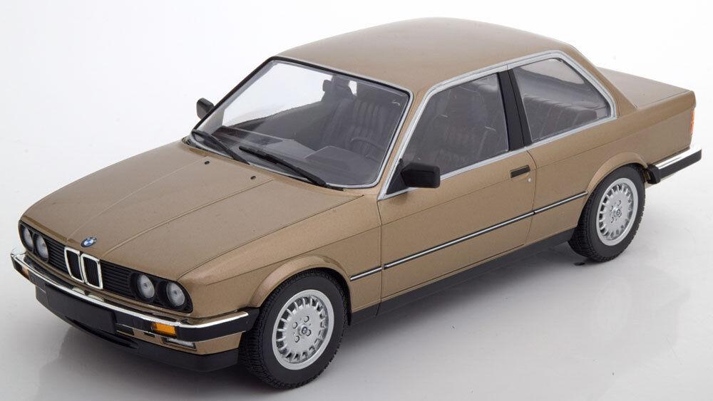 BMW 323I E30 1982 marron METALLIC MINICHAMPS 155026004 1 18 MARRON METAL MARROON