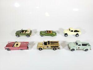 Matchbox-1-64-Diecast-Car-amp-Truck-Lot-Loose-NM