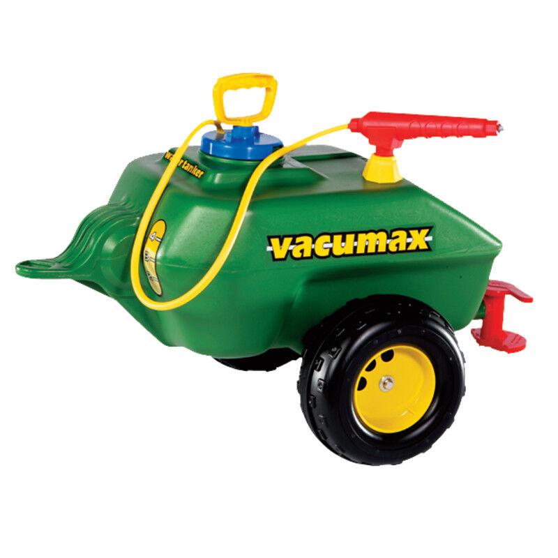 122868 Rolly Toys Vacumax mit Pumpe spritzt ca. 5 Meter weit