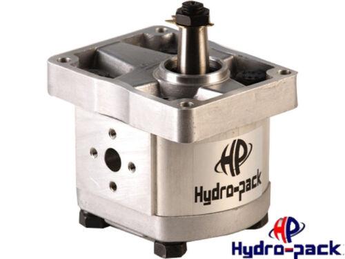 Hydraulikpumpe C33X rechtsdrehend 15ccm 170 bar Aluminiumgehäuse
