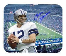 Item#2375 Roger Stauback Dallas Cowboys Facsimile Autographed Mouse Pad