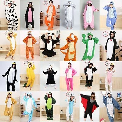 Unisex Adult Kigurumi Pajamas Cosplay Costumes Anime One-piece Dress Sleepwear