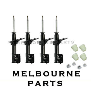 4 TOYOTA CAMRY 20 SERIES FRONT & REAR GAS STRUT SHOCK ABSORBERS 8/97-09/2002