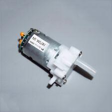 Dc 6v Mini Gear Pump Self Priming Pump Water Oil Spray Pump Diy Hydraulic Model